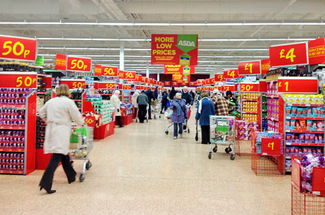 customer behaviour in asda Bringing habits and emotions into food waste behaviour  the questions relating to this research were included as part of the asda customer insight survey.