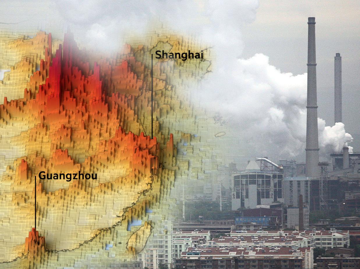 Non stop self pollution power