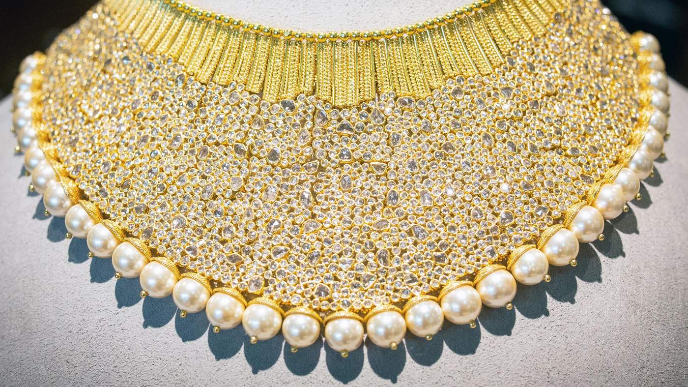 and pinterest pin by gold rishika ethnic necklace jewelry on belliappa indian diamonds india