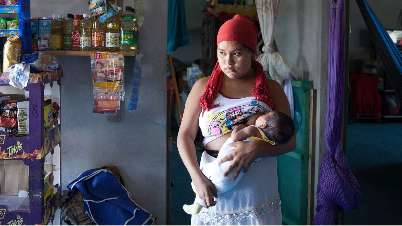 Mexican gave birth to seven children at once