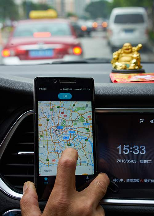 Uber S Battle For China Financial Times